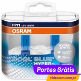 Osram H11 Cool Blue Hyper+  ( 2 Lamp )