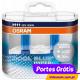 Osram Cool Blue Hyper Plus H11 12v 55w 5000K  ( 2 Lamp )
