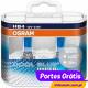 Osram Cool Blue Hyper Plus HB4 12v 51w 5000K  ( 2 Lamp )