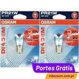 OSRAM DIADEM PR21W  ( 2 LÂMPADAS )