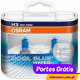 Osram Cool Blue Hyper Plus H3 12v 55w 5000K  ( 2 Lamp )