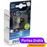 PHILIPS LED Tubular Xtreme Vision  ( 30mm )