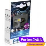 PHILIPS LED Festoon XTREME VISION 38mm 6000K