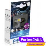 PHILIPS LED Festoon XTREME VISION 38mm 6000K
