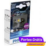 PHILIPS LED Tubular Xtreme Vision 43mm 6000K