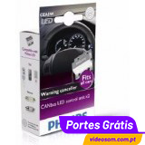 Philips LED CANbus CEA5W 12v ( 2 unidades )