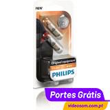 Philips H6W Vision ( 2 Lâmpadas )