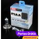 PIAA H4 HYPER PLUS 4000K ( 2 Bulbs )