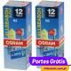 Osram ALL SEASON SUPER +30% H3 12v 55w ( 2 Lâmpadas )
