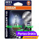 OSRAM H11 Night Racer 110  ( 1 lâmpada )