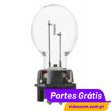 Philips PW24W  12 V, 24 W, WP3.3x14.5/3 ( 1 Lâmpada )