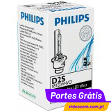 Philips D2S Xenon White Vision