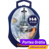 Osram Kit de Sobressalentes H4