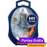 Osram Kit de Sobressalentes H1