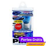 PIAA H228  BAY15d 12v  27/8 w Xtreme White ( 2 bulbs )