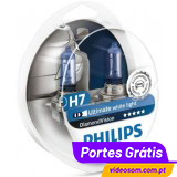Philips H7 Diamond Vision 5000K ( 2 bulbs )
