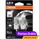 Osram Ledriving W21/5W - Premium ( 2 lâmpadas )