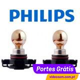Philips PY24WSV  Silver Vision Plus ( 2 Lâmpadas )