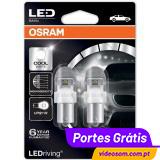 Osram LED Ledriving P21W  Branco 6000K - Premium ( 2 lâmpadas )