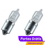 Osram H10W 12v 10W BA9s ( 2 Lâmpadas )