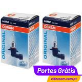 Superpack: 2x OSRAM HIR2  9012  12v  55w  PX22d ( 1 Lâmpada )