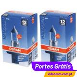 SuperPack: 2x OSRAM H13  9008  12v  60/55w  ( 2 Lâmpada )