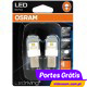 Osram LED Ledriving P21/5W Branco 6000K - Premium ( 2 lâmpadas )