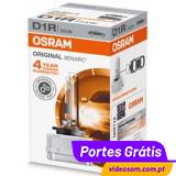 Lampada Xenon Osram Original Xenarc 66150 D1R 35w PK32d-3 ( 1 Lâmpada )