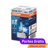 Osram D1S Xenarc Cool Blue Intense 66140 CBI  ( 1 Lâmpada )