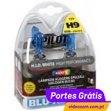LAMPA H8 4500K Blue Xenon ( 2 Lâmpadas)