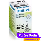 Philips HIR2 9012LL LongLife 12v 55w PX22d  ( 1 Bulb )