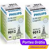 Philips HIR2 9012LL LongLife 12v 55w PX22d  ( 2 Bulbs )