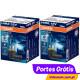 OSRAM COOL BLUE INTENSE HIR2 12v 55w 9012CBI  ( 2 LÂMPADAS )