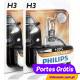 Philips Vision +30% H3 12v 55w (2 Lâmpadas )