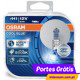 Osram Cool Blue Boost H1 5000K 12v 80w P14,5s 64150CBB 5000K ( 2 lâmpadas )