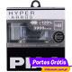 PIAA HYPER ARROS H8 12V 35W + 120% 3900K ( 2 Lâmpadas )