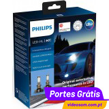 Philips LED H7 X-treme Ultinon gen2 11972XUWX2 ( 2 Bulbs )