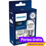 PHILIPS X-treme Ultinon gen2 LED P21W 6000K 11498XUWX2 (2 Lâmpadas )