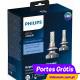 Philips LED HB3 X-treme Ultinon 11005XUWX2  ( 2 Lâmpadas )