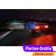 Philips LED Vision P21W Vermelho 12839REDX2