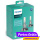Philips Ultinon LED H7 LED 6500K 11972ULWX2 ( 2 lâmpadas LED )
