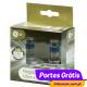 GE Megalight Ultra + 130 H4 12v 60/55w p43t ( 2 Lâmpadas )