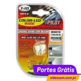 Lâmpada LED 12v 5w w2.1Xw9.5D ( Pack 2Unid. )