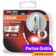 Osram Night Breaker Silver H4 12v 60/55w ( 2 Lâmpadas )