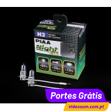 PIAA Night Tech H3 12v 55w ( 2 Lâmpadas )