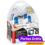 LAMPA BLU-XE PS24W PG20-3 4100K ( 2 Lâmpadas )