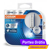 Osram Xenarc Cool Blue Boost D1S 7000K ( 2 Bulbs )