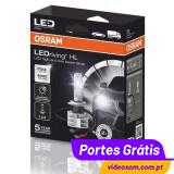 Osram H7 LEDriving HL H7 Gen2 67210CW ( 2 Lâmpadas )
