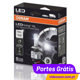 Osram LEDriving HL H7 Gen2 67210CW ( 2 Bulbs )