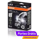 Osram LEDriving HL H4 Gen2 9726CW ( 2 Lâmpadas )